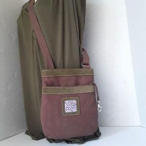 Sherpani crossbody bag  (good  condition )